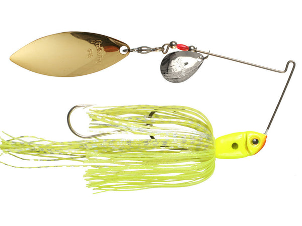 STRIKE KING - PREMIER PLUS SPINNERBAITS COLORADO WILLOW