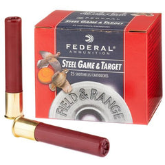 FEDERAL STEEL GAME AND TARGET-High Falls Outfitters