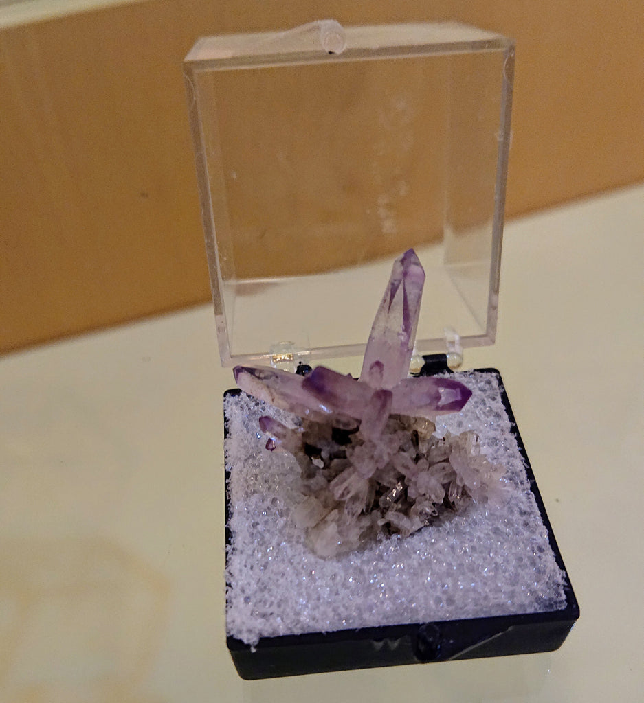 Amethyst - so common yet so rare
