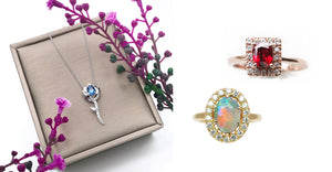 A Buying Guide to Coloured Gemstones