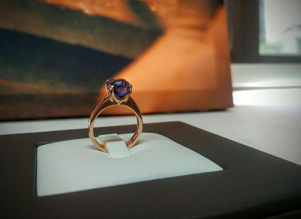 Sapphire Engagement Rings / Wedding ring