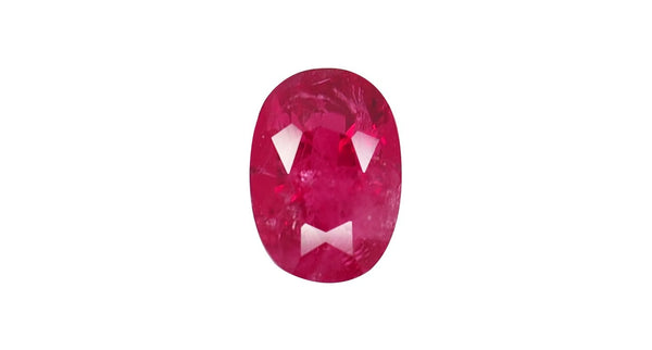 0.78ct Red Beryl - Far East Gems & Jewellery
