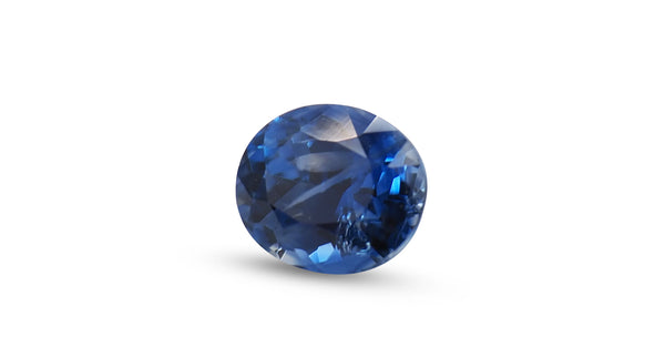 Blue Sapphire, 0.85ct - Far East Gems & Jewellery