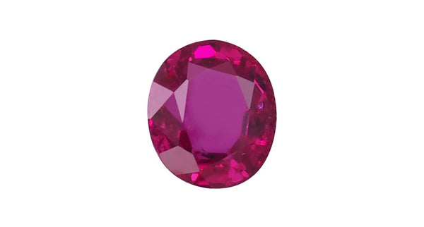 0.92ct Unheated Burma Ruby