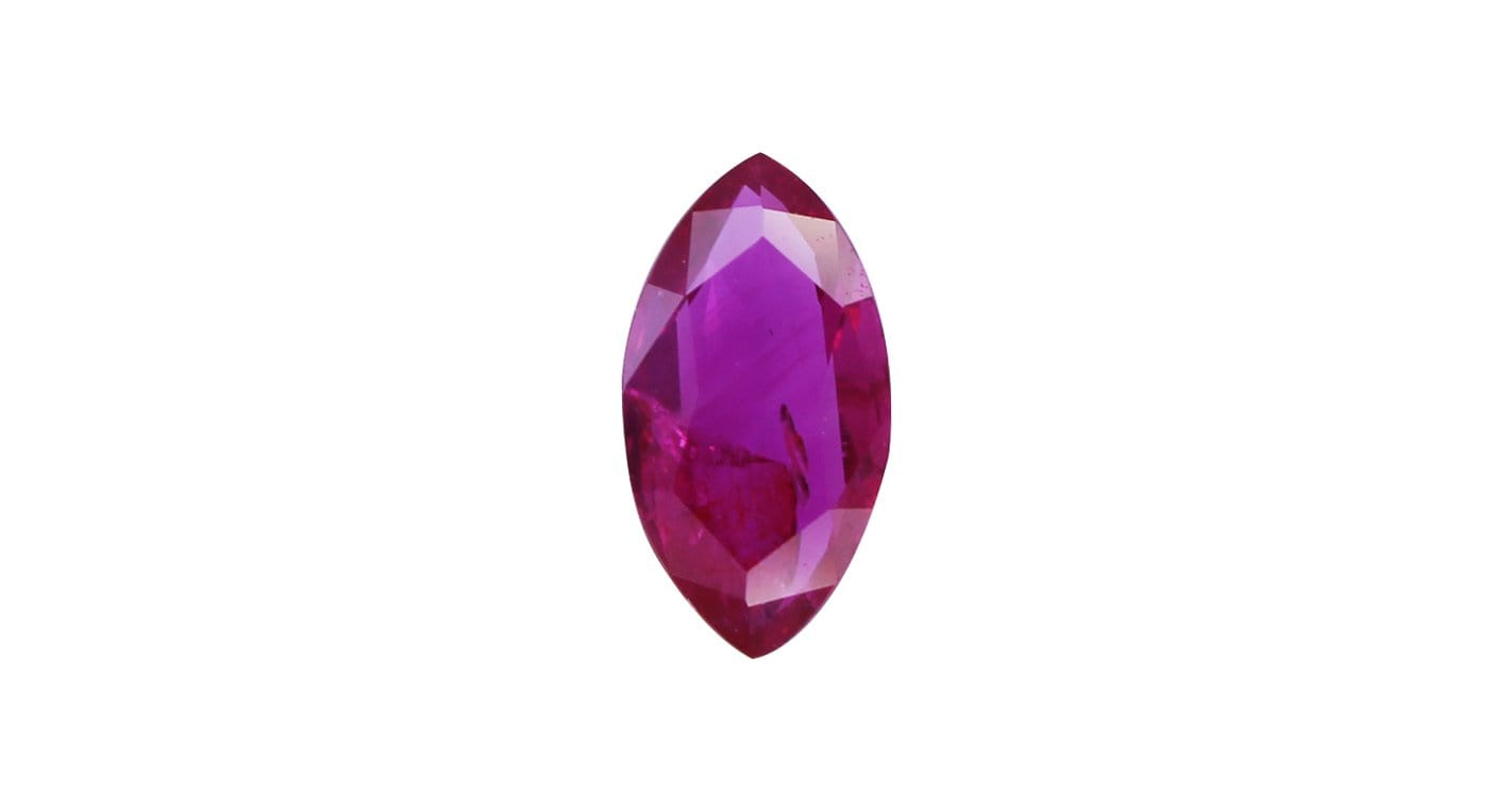 Unheated Ruby, 0.70ct - Far East Gems & Jewellery