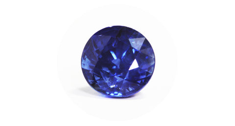 1.03ct Blue Sapphire - Far East Gems & Jewellery
