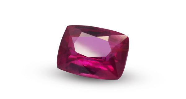 Natural Unheated Ruby 1.06ct - Far East Gems & Jewellery