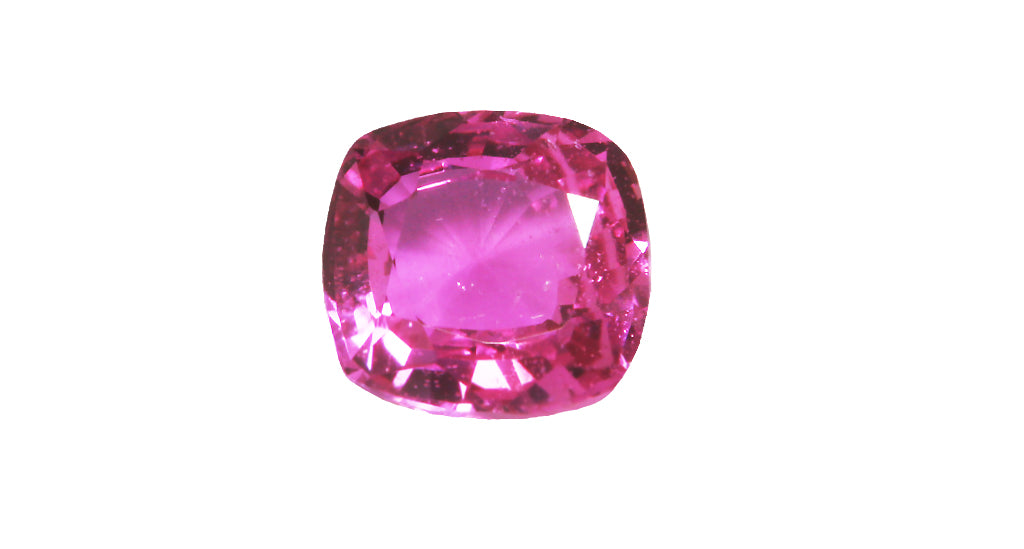 pink sapphire 1.23ct