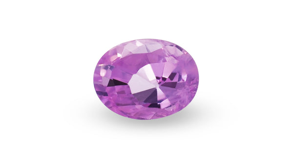 1.37ct Pink Sapphire - Far East Gems & Jewellery