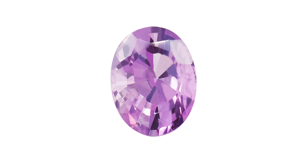1.37ct Pink Sapphire