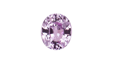 1.56ct Unheated Madagascar Pink Sapphire - Far East Gems & Jewellery