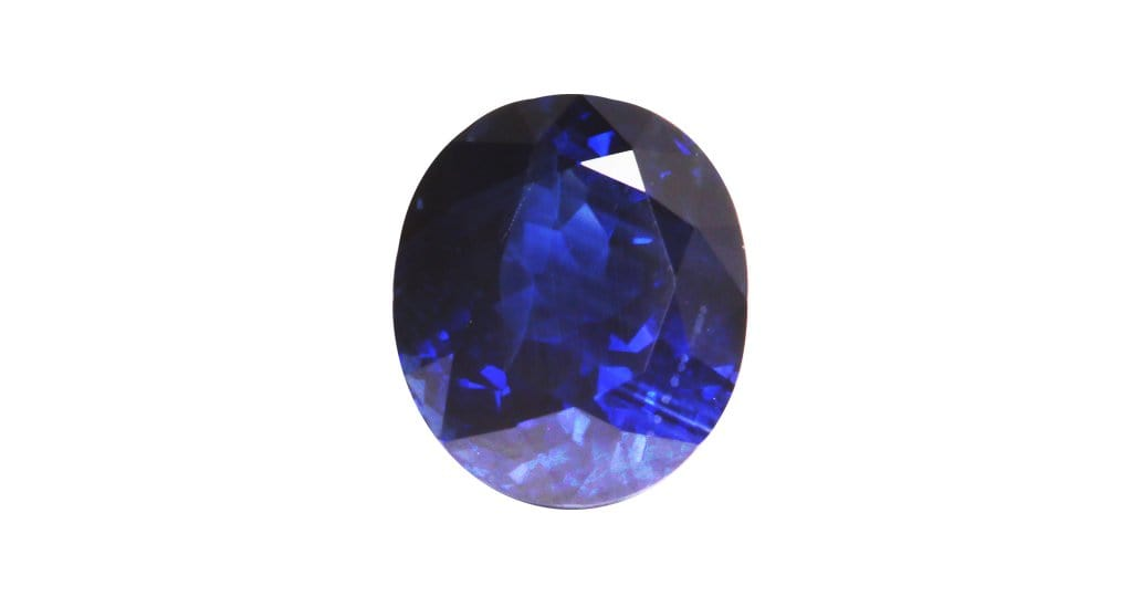Sapphire 2.17ct - Far East Gems & Jewellery