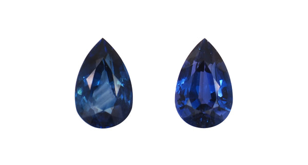 Blue Sapphires, 2.47ct - Far East Gems & Jewellery