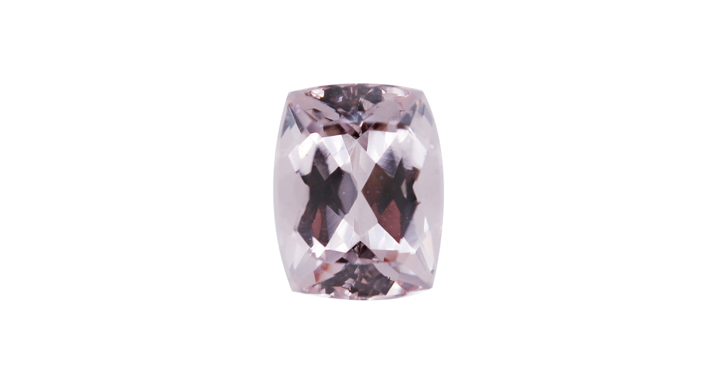 Morganite, 2.56ct - Far East Gems & Jewellery