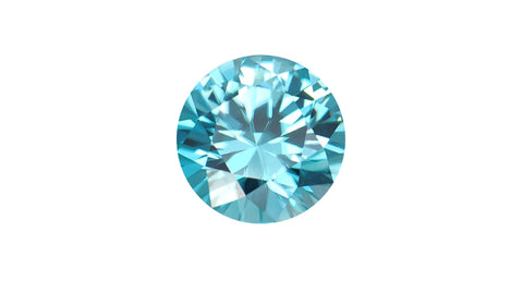 Blue Zircon 2.99ct - Far East Gems & Jewellery