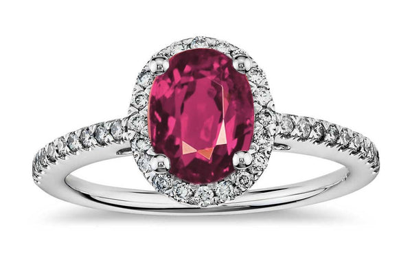 2.01ct Pink Sapphire - Far East Gems & Jewellery