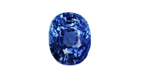 1.75ct Unheated Burma Blue Sapphire - Far East Gems & Jewellery