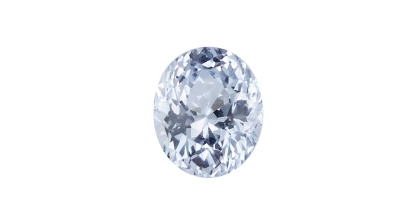 White Sapphire, 3.07ct - Far East Gems & Jewellery