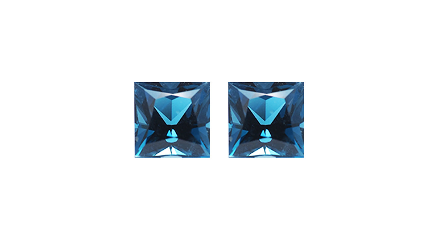 London Blue Topaz 3.13ct - Far East Gems & Jewellery