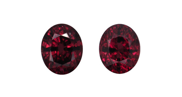 Red Zircon, 33.36ct - Far East Gems & Jewellery