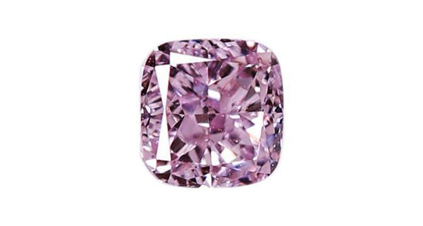 0.33ct Fancy Purple Pink VS1 Diamond