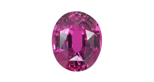 5.54ct Unheated African Pink Sapphire - Far East Gems & Jewellery