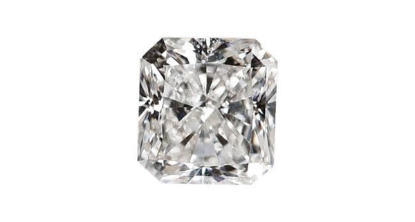 1.02ct G VVS1 Radiant Cut Diamond