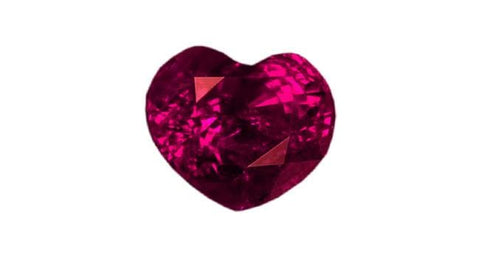 1.05ct Unheated Myanmar Ruby - Far East Gems & Jewellery