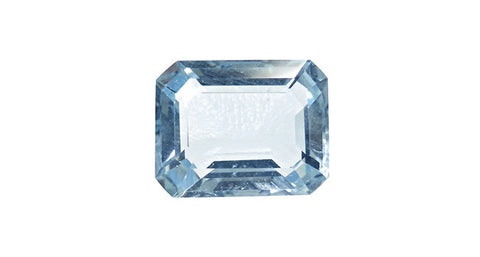 2.28ct Aquamarine, Octagon
