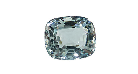 Aquamarine, Cushion Cut 11.71ct - Far East Gems & Jewellery