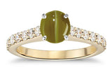 cats eye chrysoberyl 1.82ct | Far East Gems & Jewellery