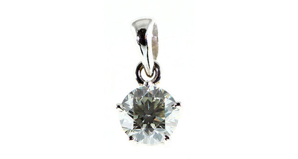 Colour Diamond Pendant