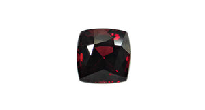 Garnet, Cushion Cut 6.48ct - Far East Gems & Jewellery