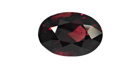 Garnet, Oval 8.26ct - Far East Gems & Jewellery