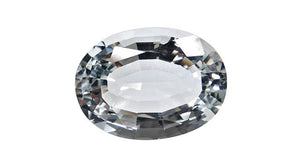Goshenite, Oval 21.44ct - Far East Gems & Jewellery