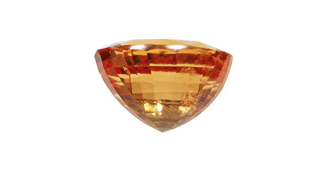 20.66ct Hessonite Garnet, Oval