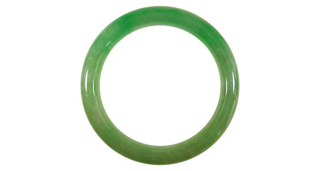 Natural A Jade Bangle