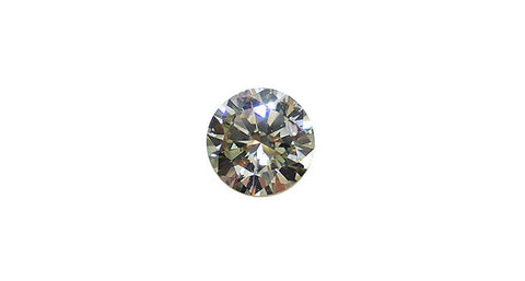 0.58 ct Fancy Gray-Greenish Yellow Diamond - Far East Gems & Jewellery
