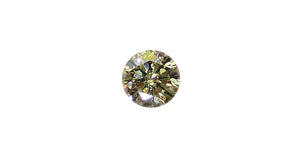 Chameleon Diamond 0.57 ct - Far East Gems & Jewellery