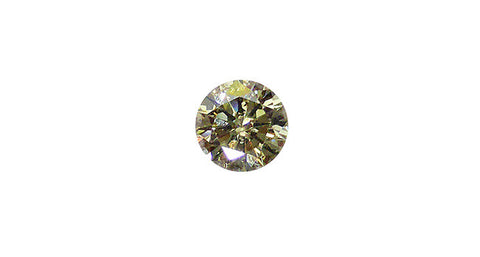 0.57 ct Chameleon Diamond - Far East Gems & Jewellery