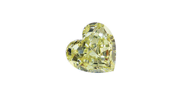 1.06 ct Fancy Yellow Diamond - Far East Gems & Jewellery