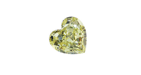 1.06 ct Fancy Yellow Diamond