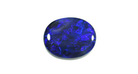 Black Opal 2.97ct Lightning Ridge - Far East Gems & Jewellery