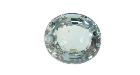 Aquamarine, Oval 16.12ct - Far East Gems & Jewellery
