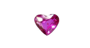 Ruby, Heart, Myanmar 1.75ct - Far East Gems & Jewellery