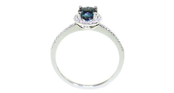 Sapphire Ring 0.82ct - Far East Gems & Jewellery