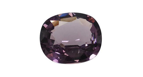 2.99ct Purple Lavender Spinel, Cushion Cut