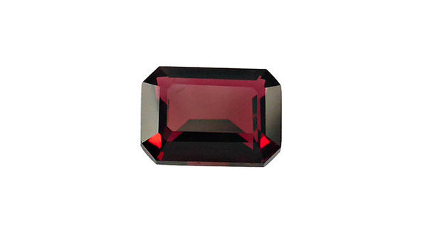 1.41ct Red Spinel, Burma, Rectangle