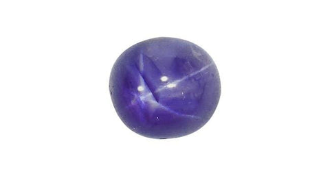 Star Sapphire 3.95ct Purple - Far East Gems & Jewellery