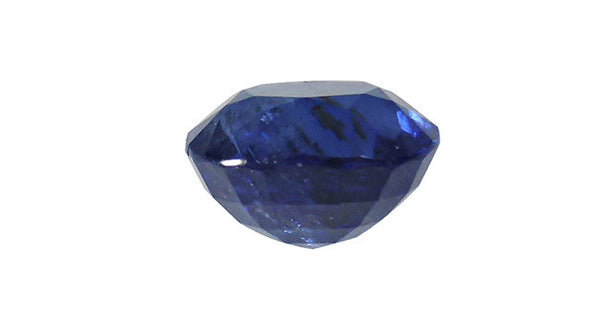 Blue Sapphire, Burma, Round 3.17ct - Far East Gems & Jewellery